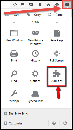 How do I remove my New Tab extension from Firefox? – MyWay Support